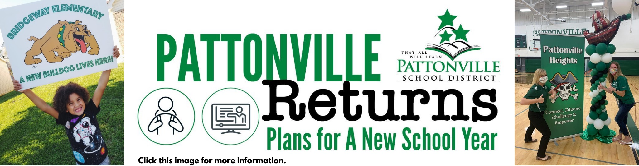 Pattonville Returns 2020